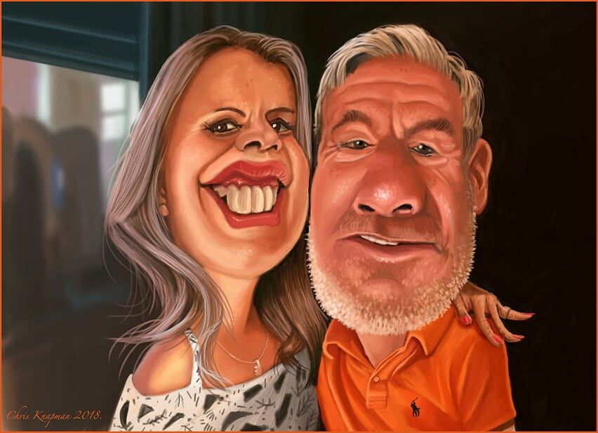 Super Detail Caricature